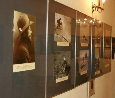 Wystawa zdjęć Nowaka u Arkadego Fiedlera